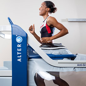 Anti-Gravity<br /> Treadmill